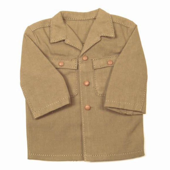 Japanese - Shirt 2 (olive brown)
