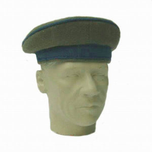 WWI - German Field Cap (fg w/ blue)