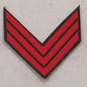 Rank Insignia - Federal Artillery