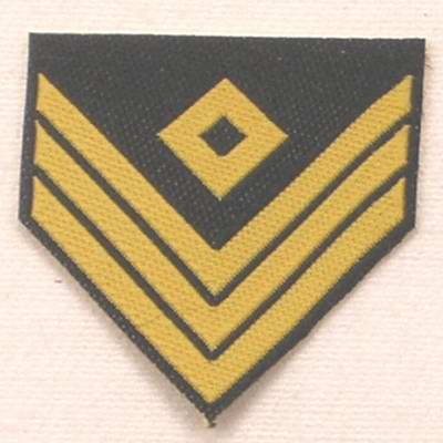Rank Insignia - Federal Cavalry