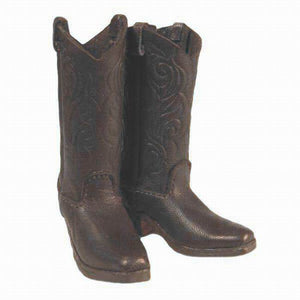 Western - 1920s Boots (brown)