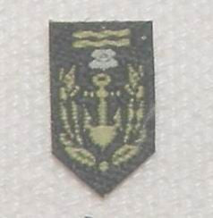 Japanese- Rank Insignia- Marine (Petty Officer 1st Class)