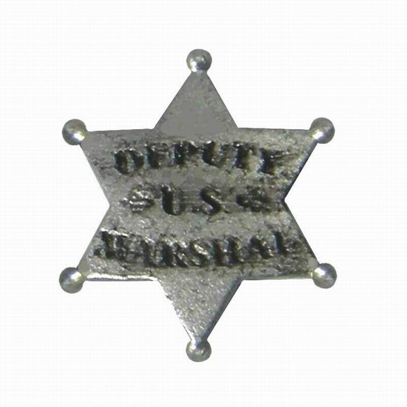 Western Marshal's Badge