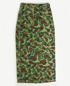 USMC - Trousers (green camo.)