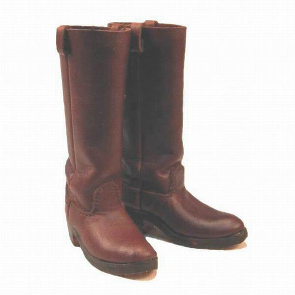 Western - 1880s Boots (cordovan)