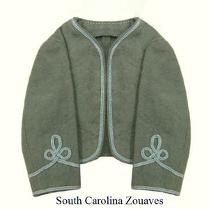 CW - Zouave-Shell Jacket 1 (SC Zouave Volunteers)