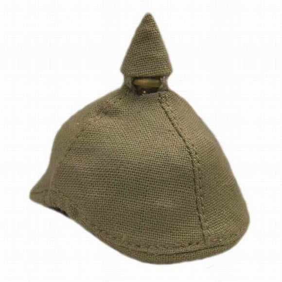 WWI - German Pickelhaube Helmet (khaki)