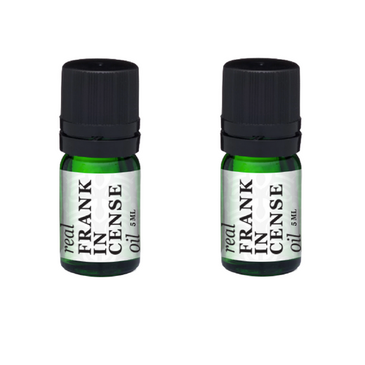 Real Frankincense Essential Oil 5mL 2 Pack
