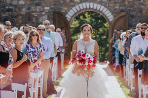 Brittany + Chad | Sassafras Springs Vineyard Wedding