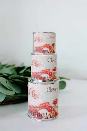 Surf's Up Candles: Cloves