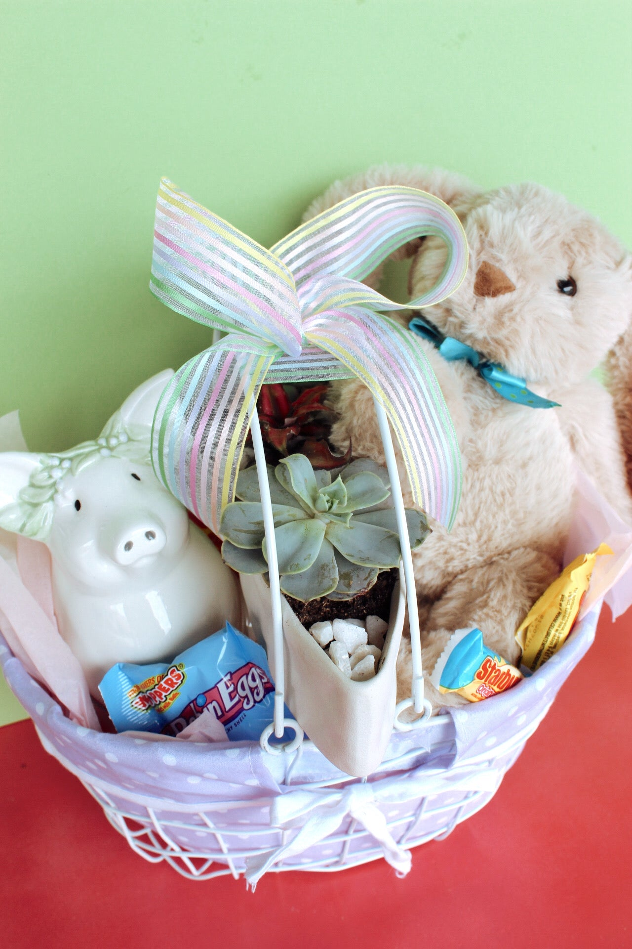 Aiden's Easter Basket
