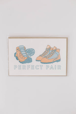Perfect Pair Card