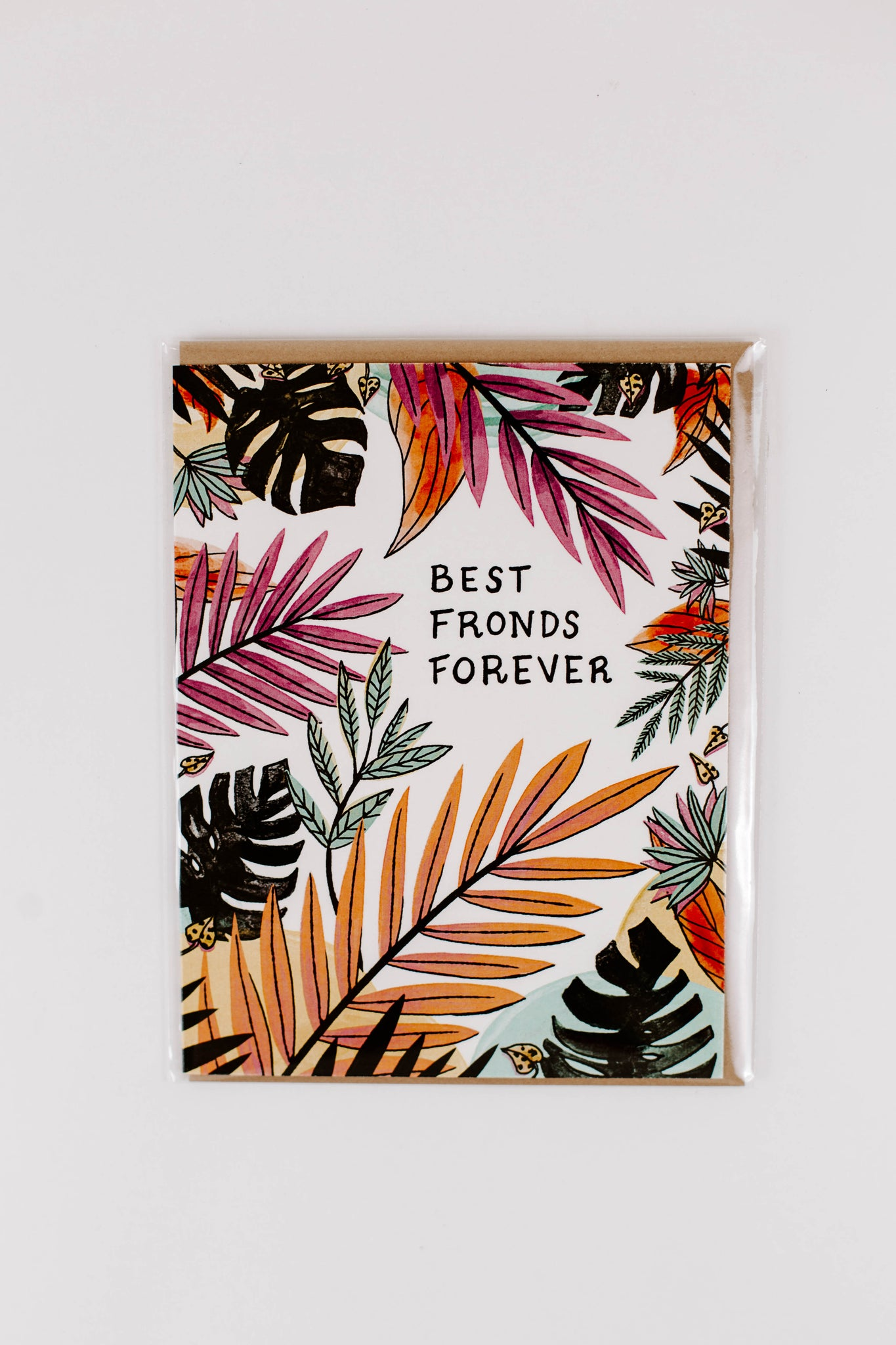 Best Fronds Card