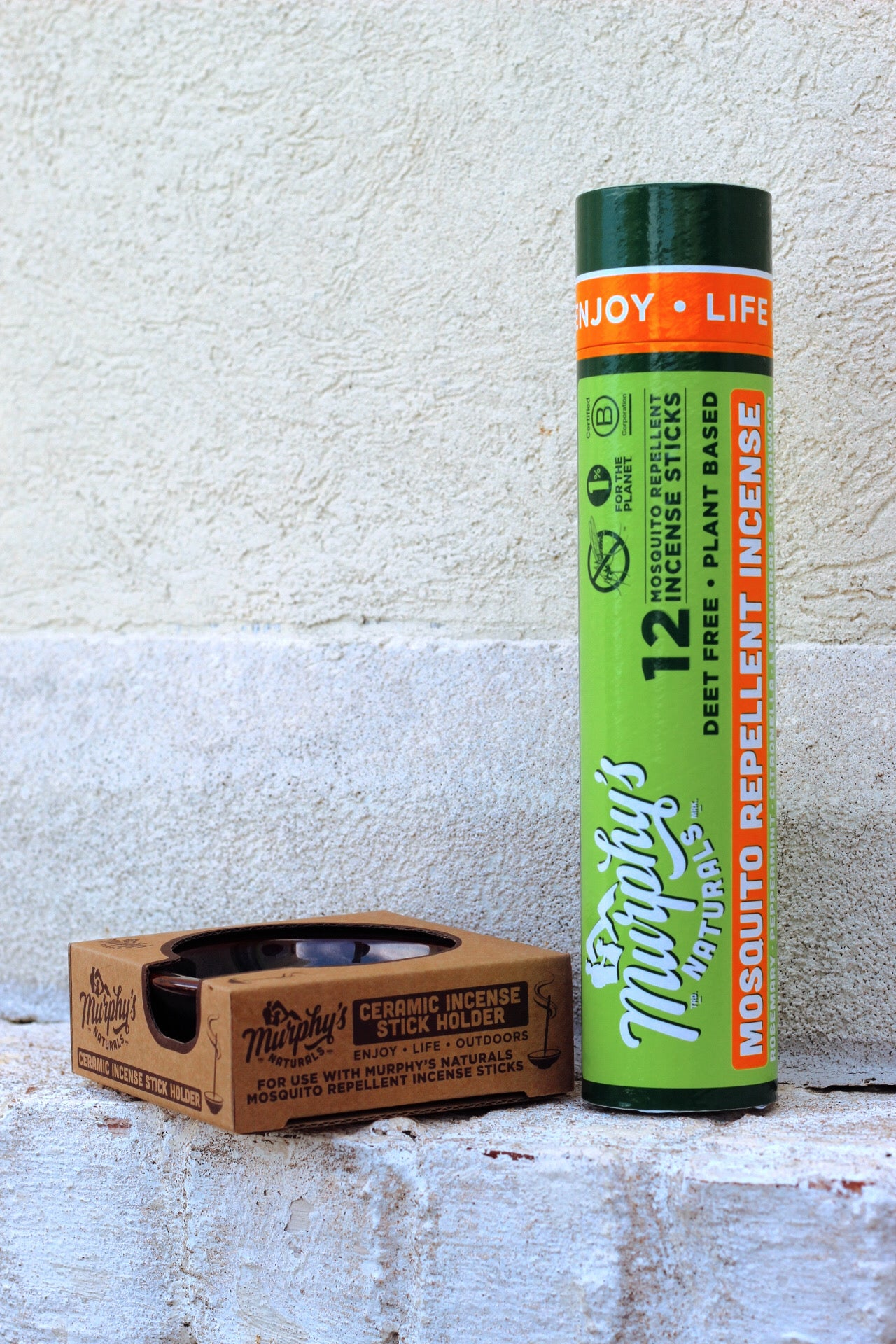 Murphy's Naturals | Ceramic Incense Stick Holder (Incense Sticks Sold Separately)