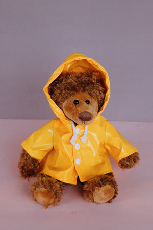 Raincoat Bear