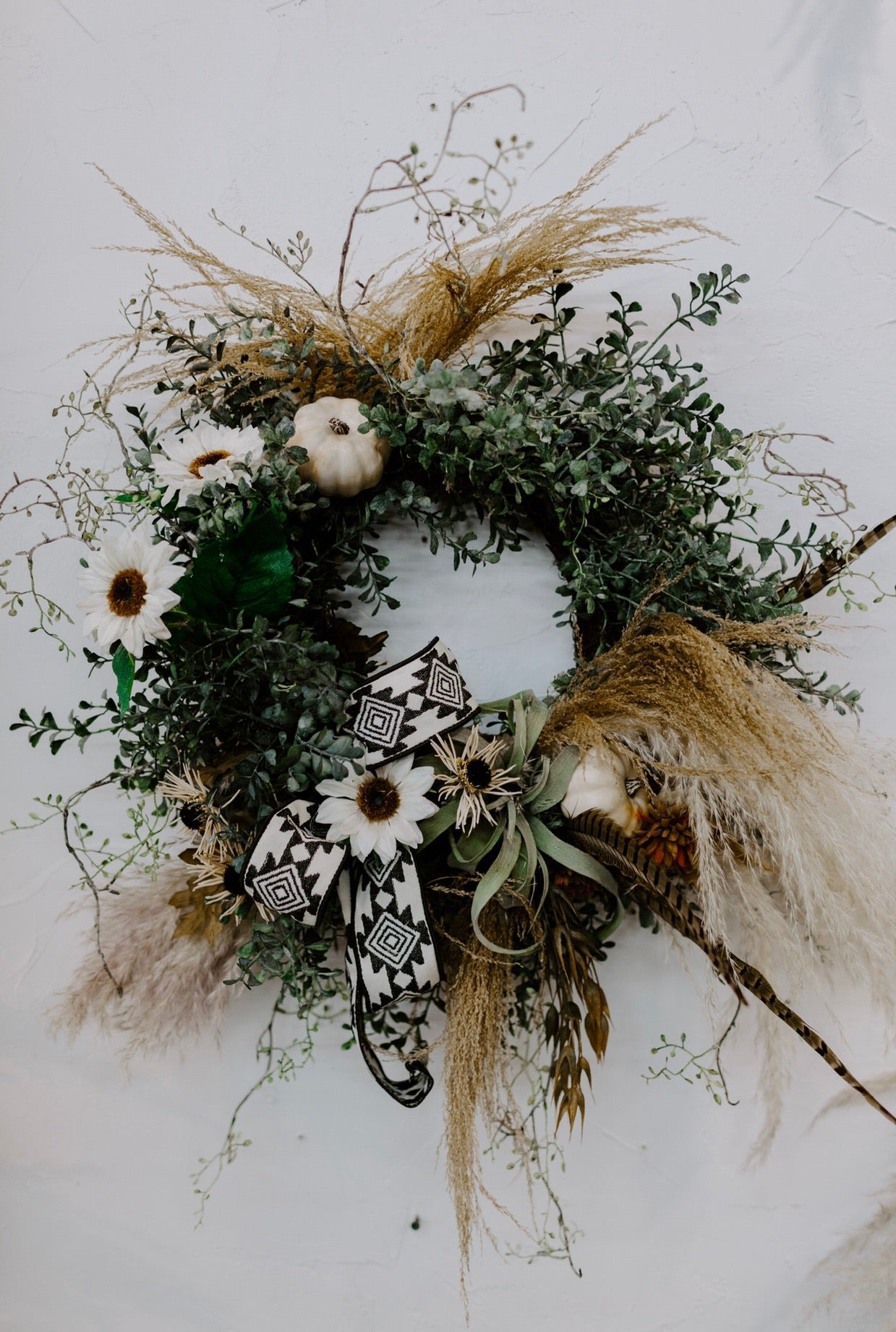 Hunter Wreath Replica