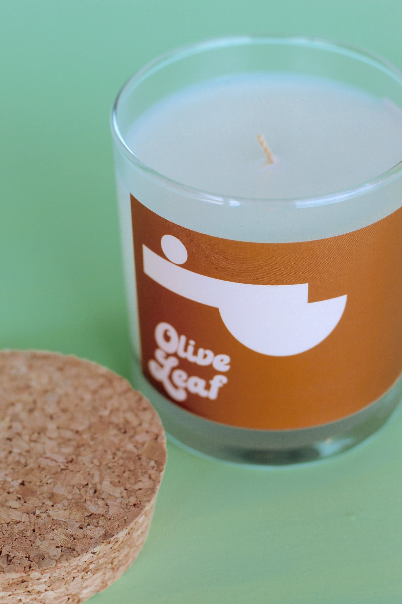 Ginger June Candle Co. - Olive Leaf Candle