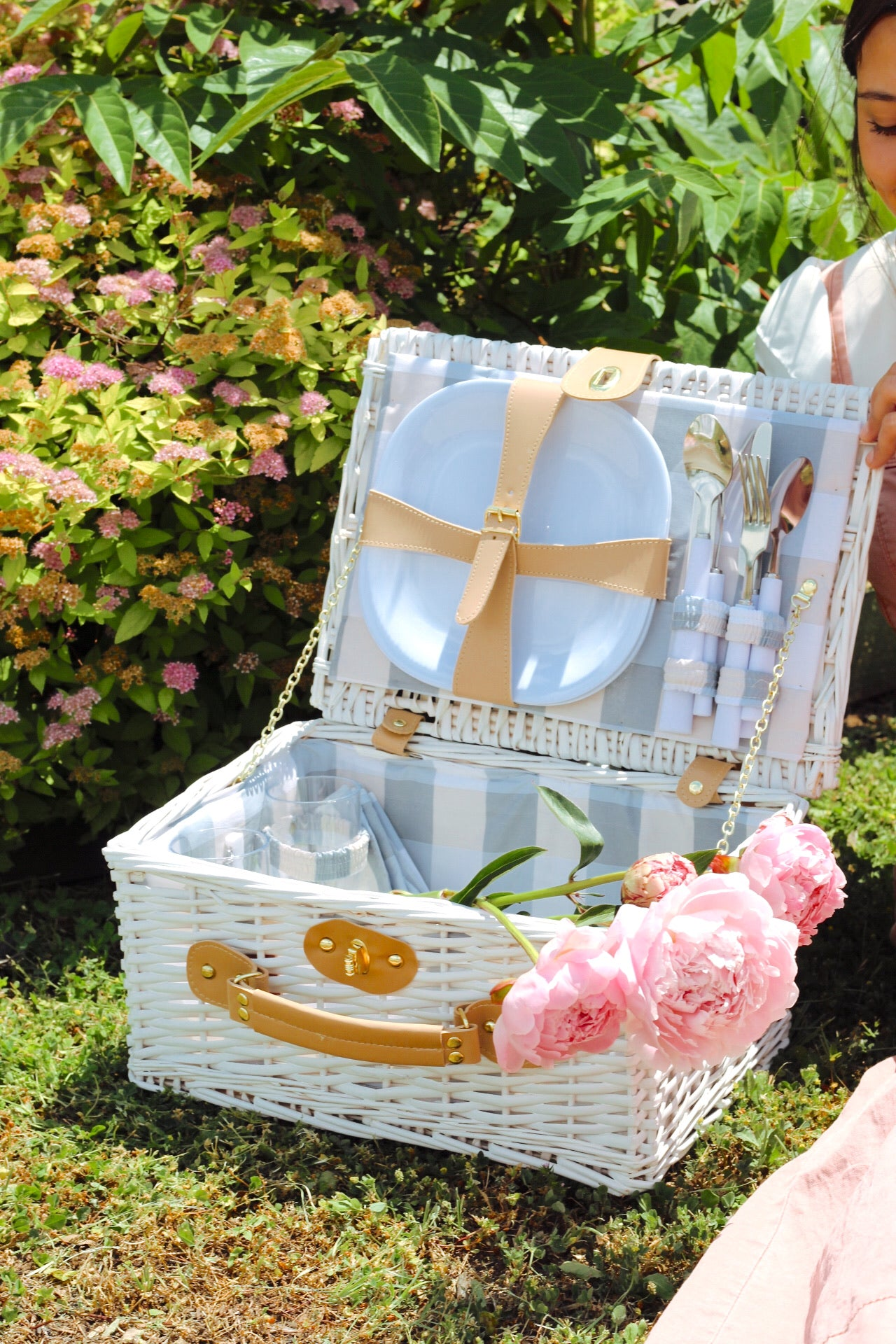 Boothbay Picnic Basket
