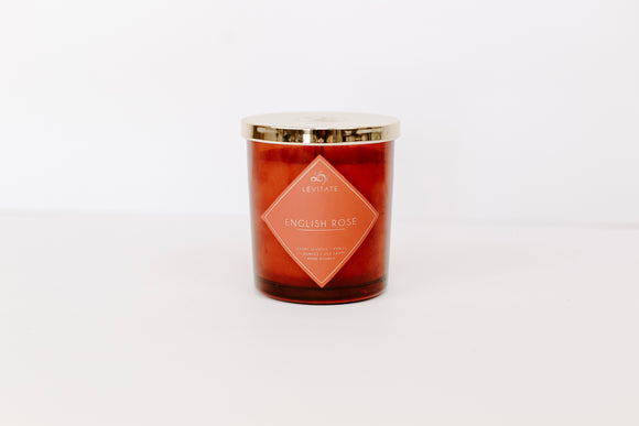 Levitate Candle - English Rose