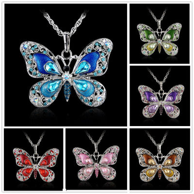 Premium Butterfly Necklace