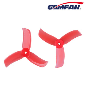 Gemfan Hulkie Durable 3 Blade (3 Hole/Square Hole) 2040