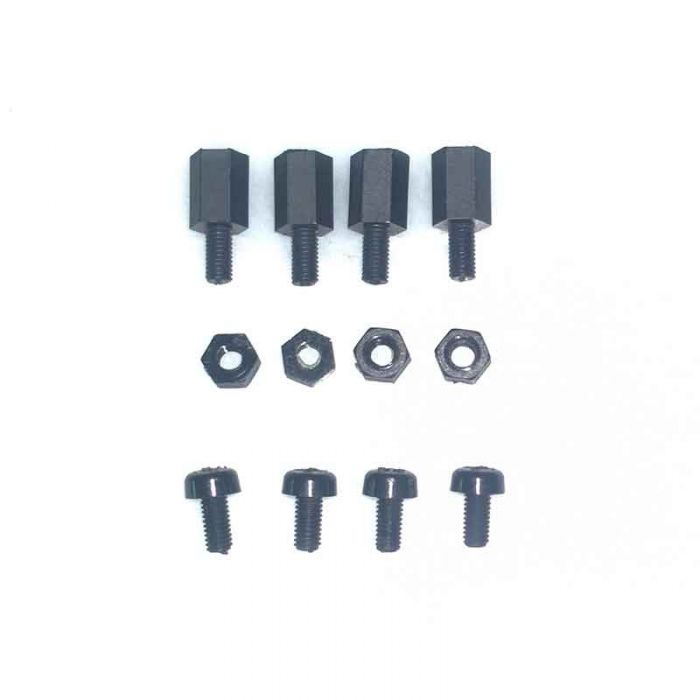 Nylon standoffs for Flight controller and PDB Board