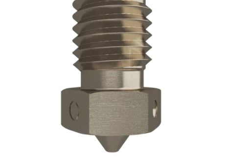 Nickel Plated Copper E3D V6 Nozzle