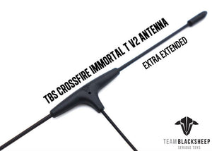 TBS Crossfire Immortal T Antenna V2 - Extra Extended