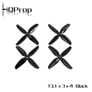 HQ Durable Prop T3.1X3X4 (2CW+2CCW)-Poly Carbonate