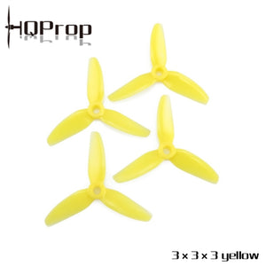 HQ Durable Prop 3X3X3 (2CW+2CCW)-Poly Carbonate