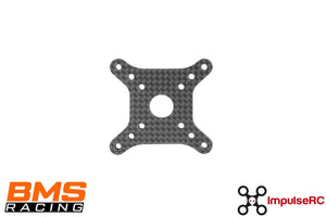 BMSRACING JS-1 BOTTOM PLATE CF 2MM