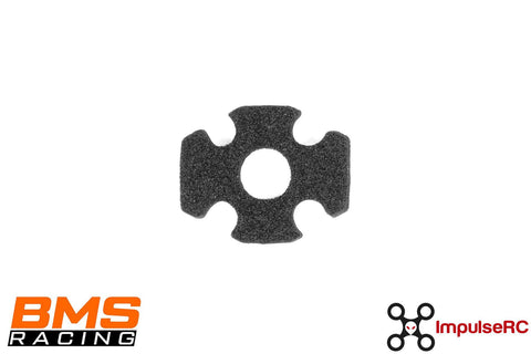 BMSRACING JS-1 LIPO PAD - 3MM BLACK