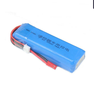 2S 7.4V 3000mAh Upgrade Lipo Battery for Frsky Taranis X9D Plus 2019 Transmitter