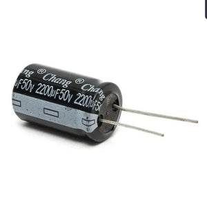 Chang 50V 2200UF 16 X 25mm Electrolytic Capacitor