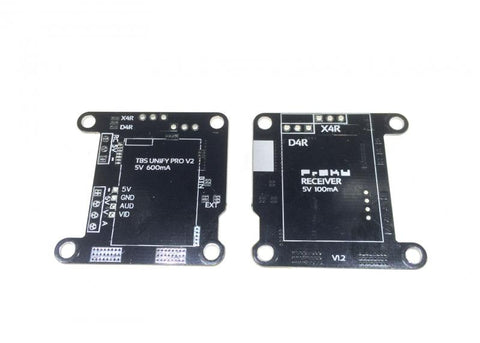 TBS UNIFY 5V / FrSky RX Mounting Board