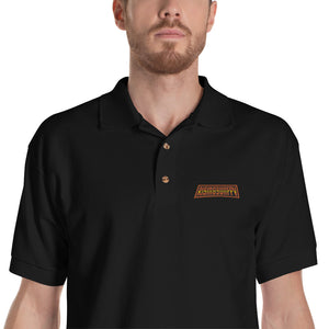 RSFPV Embroidered Polo Shirt