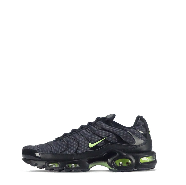 Nike Air Max Plus SE Mens BlackWolf GreyVolt Glow Shoes UK