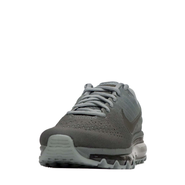 Details about Nike Air Max 2017 Junior Trainers in BlackReflect Silver
