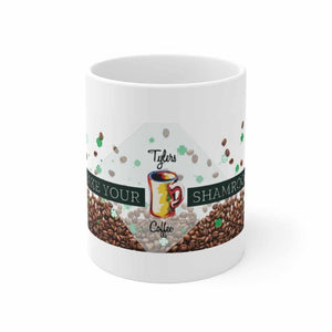 Shake Your Shamrocks Limited Time Mug
