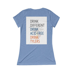 Triblend Short Sleeve Tee - TylersCoffee