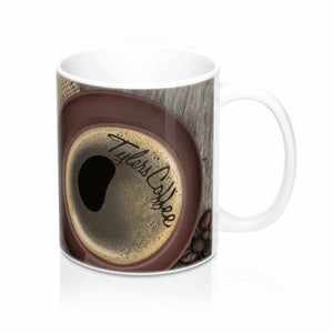 Coffee Science Mug - TylersCoffee