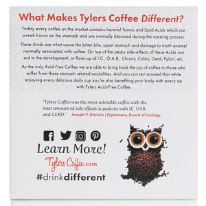 Decaf Single Serve Cups (16 ct.) | Tylers Coffee - Currently out of stock, new supply coming May 1st