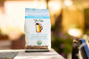 Regular Whole Bean (12oz Bag) - TylersCoffee