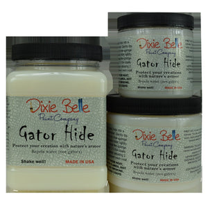 Dixie Belle Gator Hide Finish