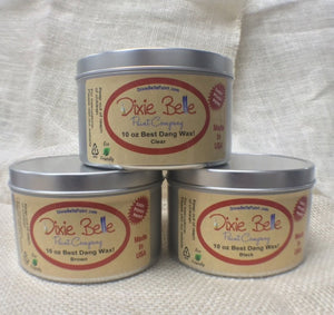 Chalk Painting Wax - Dixie Belle Best Dang Wax