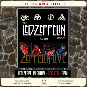 The Led Zeppelin Show - 7th of December