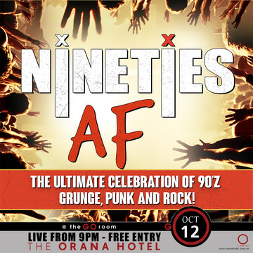Nineties AF - 12th of October