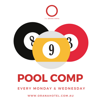 Orana Nights - Pool Comps