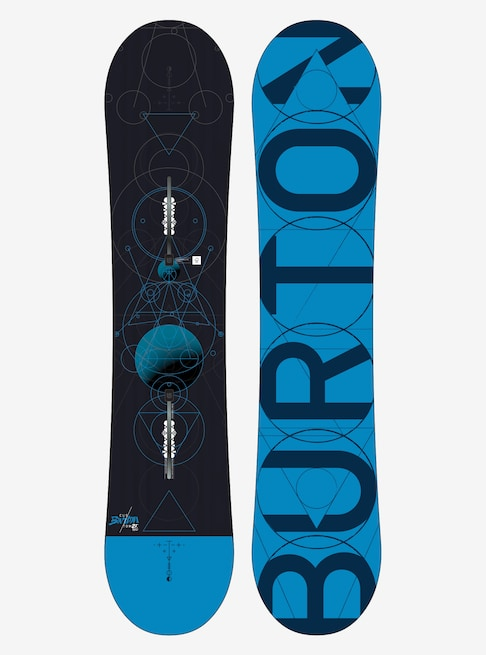 Boys' Burton Custom Smalls board