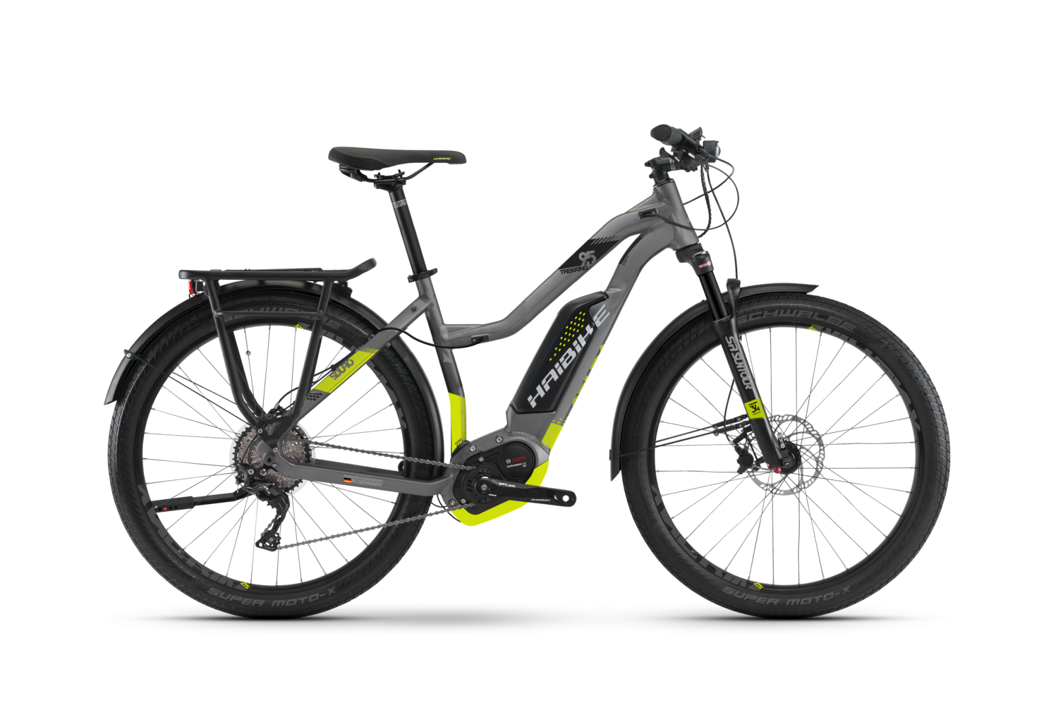 2018 SDURO Trekking 9.5 E-Bike ( Low-Step )